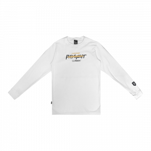 EXPOSURE L/S TSHIRT WHITE