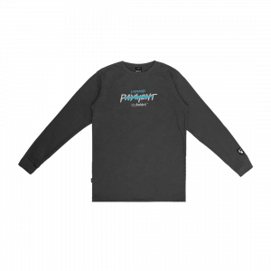 EXPOSURE L/S TSHIRT GREY