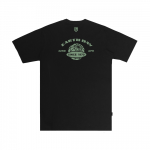 IDOTSHIRT EARTH DAY T-SHIRT BLACK