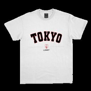 TOKYO Varsity T-Shirt White