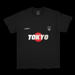 TOKYO Represent T-Shirt Black