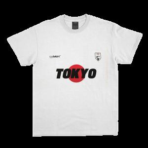 TOKYO Represent T-Shirt White