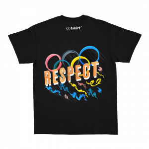 RESPECT T-Shirt Black