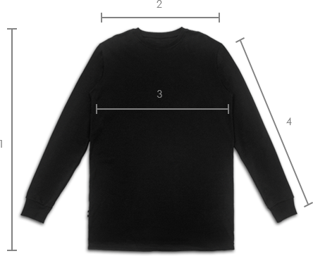 Aduilt Long Sleeve